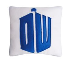 Doctor Who Pillow by jtscio