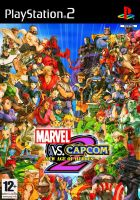 Marvel vs Capcom 2 -N CoverArt by Nostal