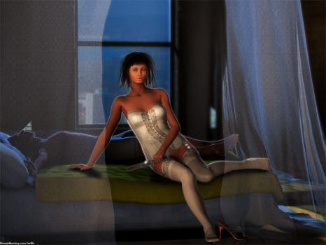 Bloody Morning by Fredy3D