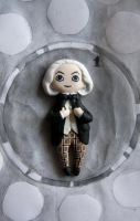 The First Doctor by Monicmon