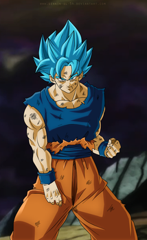 Goku Damaged - Universe Survival by SenniN-GL-54