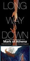 Long Way Down - Complete Comic - Mark of Athena by LauraHollingsworth