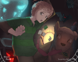 The Scarypoopers : Shaggy and Scooby by Hiro-Arts