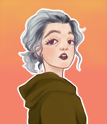 Girl by cutsnguts