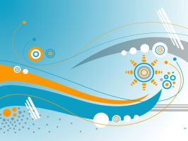 Abstract Vector by chamirra