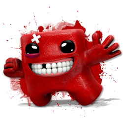 MeatBoy Render EXTRA MEATY VERSION by Nibroc-Rock