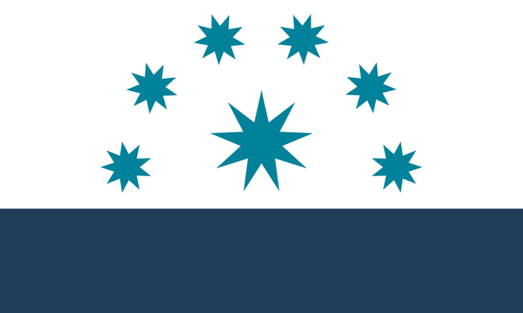 Flag of Seattle by AlexanderAbelard