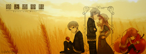Spice and Wolf Banner by Artinuss