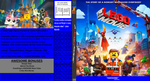 The Lego Movie Blu-ray Box Art by Ghostbustersmaniac