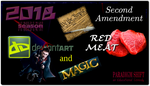 PSEC 2018 2ND Amendment Red Meat deviantART MAGIC by paradigm-shifting