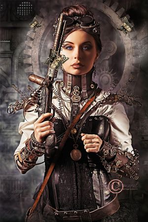 SteamPunk by DesignbyKatt