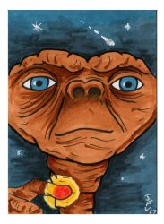 E.T. by Fitzufilms