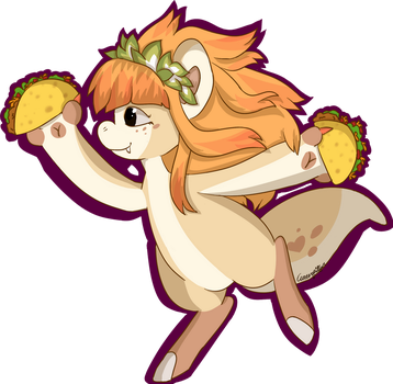 Taco Slinger :Gift: by Caterpil1ar