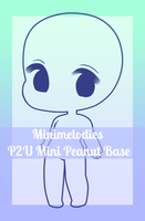 P2U Mini Peanut Base by MiniMelodies
