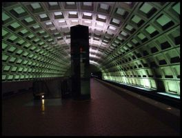 Washington DC Metro by webdiva