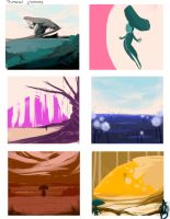 Thumbnails (personal) by OUWU