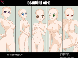 :BASE: Beautiful Girls by Lacy-Bo-Basey