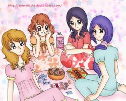 Fresh :: Pajamas Party :: by Nanao178