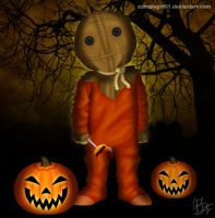 Trick R Treat by ZombieGirl01