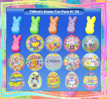 TNBrat's Easter Fun Pack 1 by TNBrat