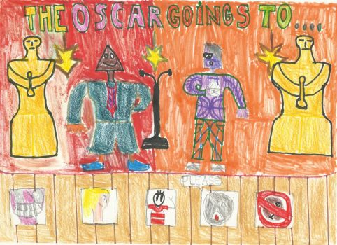 The Oscar goings to.... by Fistron