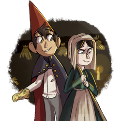 wirt and lorna :) by SilenceArtist