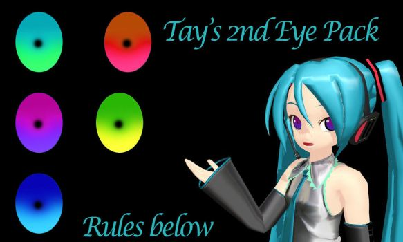 Tay's 2nd Eye pack by Taylor303