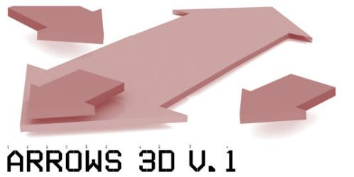 3D arrows by ardcor