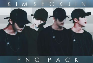 Seokjin Png Pack by Auwbby