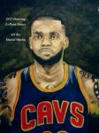 LeBron James (2015) by nielopena