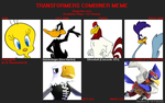 TF Combiner meme example (CW+G1 Superion) by FlainYesFourzeNo