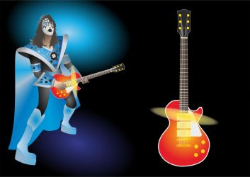 April (Ace Frehley) by Apkx