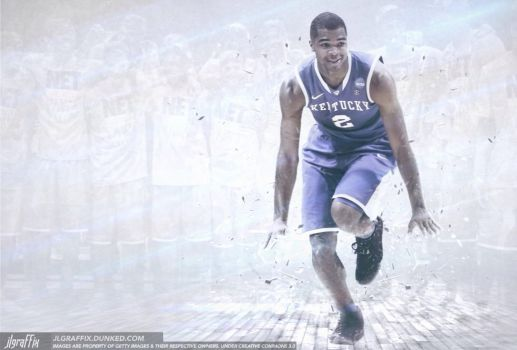 Aaron Harrison by jlgraffix