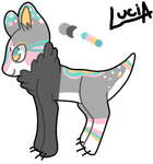 Lucia scrappy Ref by ThatCreativeCat