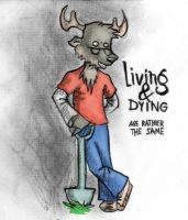 Living and Dying by ArceDeer