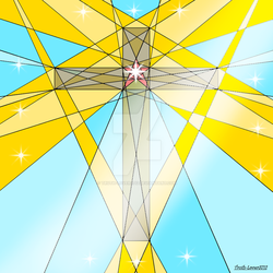 Mathematical Cross by Truth-lover3712