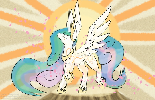 Her Sun Rises by Rainbow-Smashed