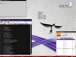 gentoo colors by unperse