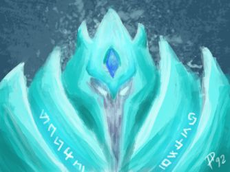 The Ice Guardian by Dorimen
