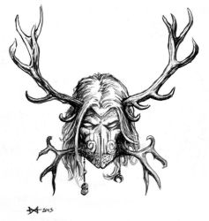 The Mask of Herne by Meredyth