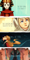 star wars - rule 63 prequel trilogy by shorelle