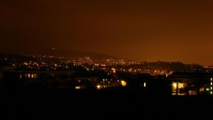 Oslo at Night by typhlosion