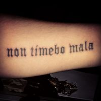 Non timebo mala - Part II by Mirhahil