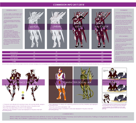 COMMISION INFO/ OPEN by oO-Tristitium-Oo