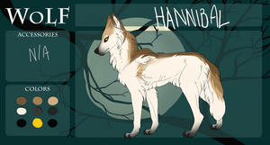 WoLF Tryout: Hannibal by DoctorCritical