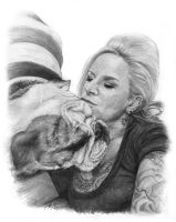 The Bulldog and the Lady by bcduncan