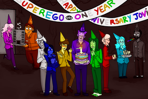 party hats by sam-ifer