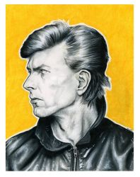 David Bowie by EatToast