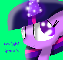 Twilight by theshadowpony357