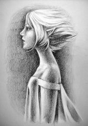 Snow Faery by divino07